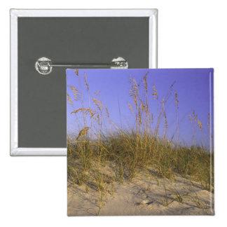 Sand Dune Pinback Button