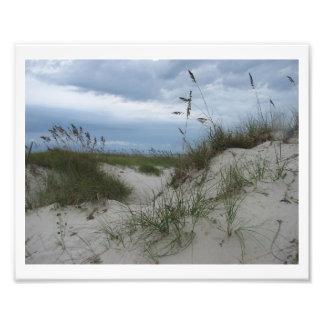 Sand Dune Photograph