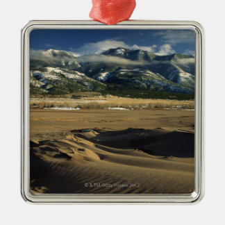 Sand dunes at Great Sand Dunes National Christmas Tree Ornaments