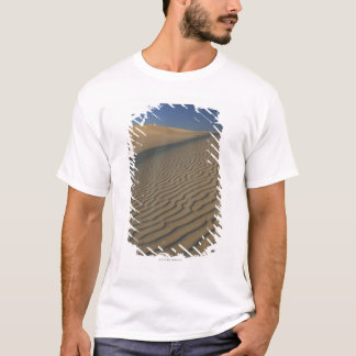 Sand dunes at Mesquite Flat Death Valley T-Shirt