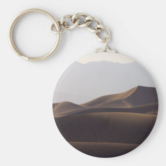 Sand Dunes At Sunset Key Chains
