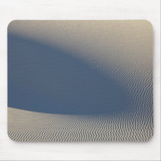 Sand dunes at White Sands National Monument in 4 Mouse Pad