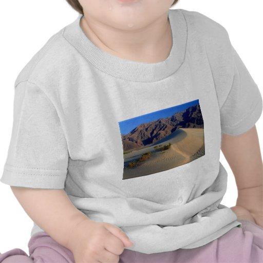 Sand Dunes Death Valley T-shirt