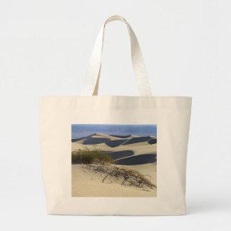 Sand Dunes Desert Tote Bags