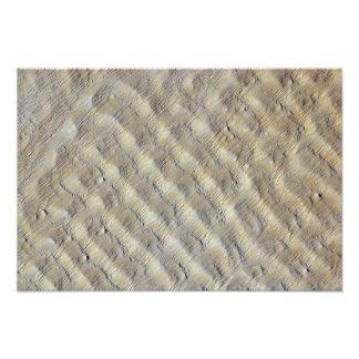 Sand dunes in the Fachi-Bilma erg Photographic Print