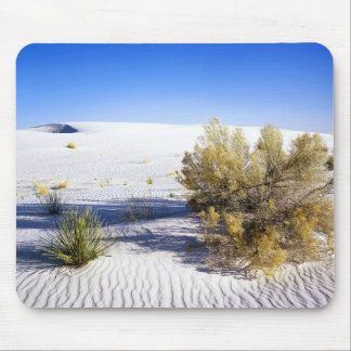 Sand Dunes in the Mojave Desert, California Mouse Pad