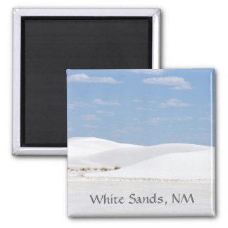 Sand Dunes Fridge Magnet