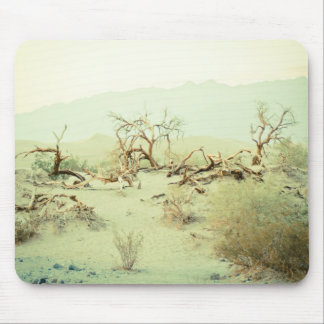 Sand Dunes of Death Valley Mouse Pad