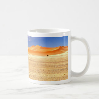 Sand dunes of Namibia Coffee Mug
