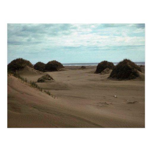 Sand Dunes on Nunivak Island Post Cards