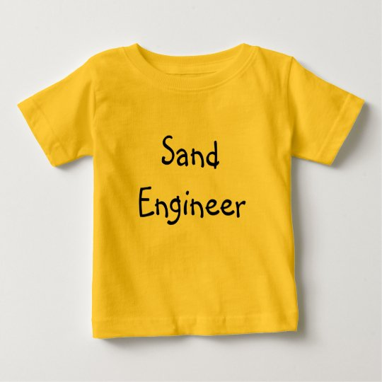 sand engineer baby T-Shirt