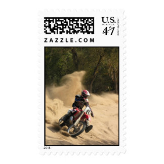 Sand Hill Rider Stamp