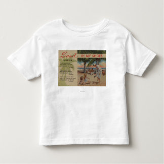 Sand in my Shoes & Florida PoemFlorida T-shirt