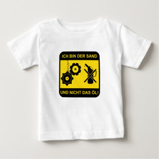 Sand in the transmission baby T-Shirt