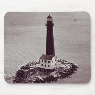 Sand Island Lighthouse Mouse Pad