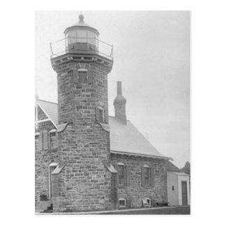 Sand Island Lighthouse Postcard