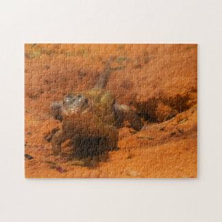Sand Lizard Puzzle