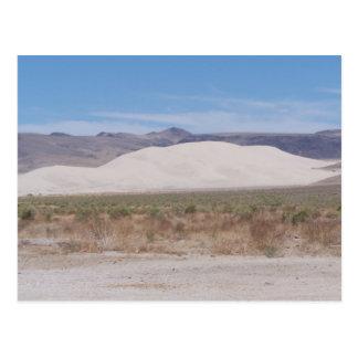 Sand Mountain Fallon, Nevada Postcard