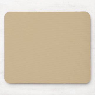 Sand Neutral Beige Pink Color Trend Blank Template Mouse Pad