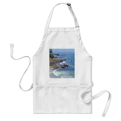 Sand Ocean Tidepools Sea Swimming Swimmers Waves Aprons