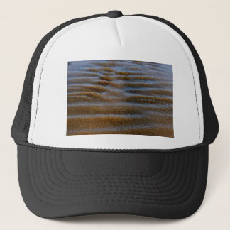 SAND ON BEACH QUEENSLAND AUSTRALIA TRUCKER HAT