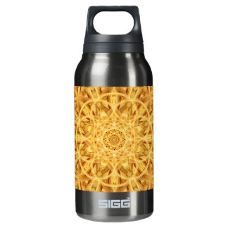 Sand Orb Mandala Insulated Water Bottle