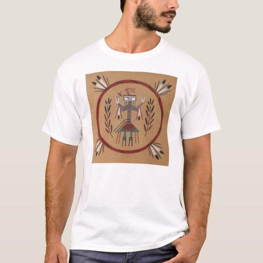 Sand Painting Native American Tribal T-Shirt