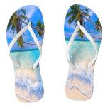 Sand Palm Flip Flops