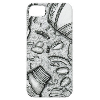 sand , party, beach , beer , sea shells iPhone SE/5/5s case