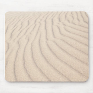 sand pattern mouse pad