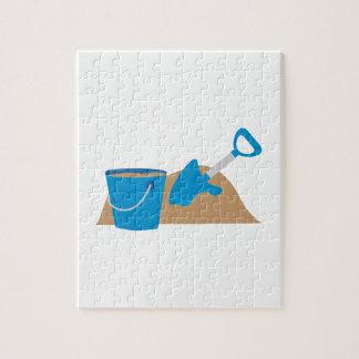 Sand Pile Puzzle