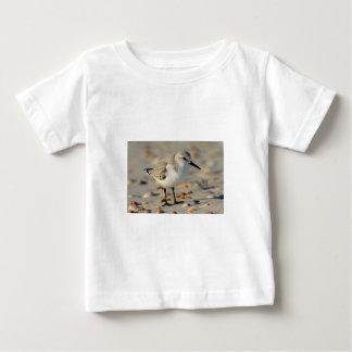 Sand Piper and Seashells Infant T-shirt