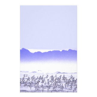Sand Piper Beach Stationery
