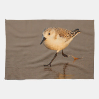 sand piper towel