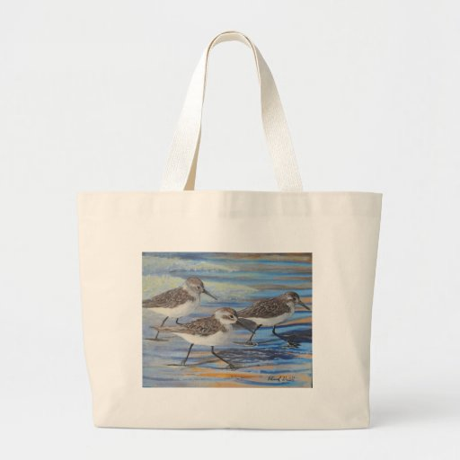 Sand Pipers Bag