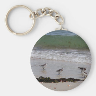 Sand pipers keychains