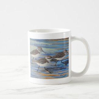 Sand Pipers Coffee Mug