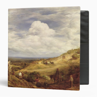 Sand Pits, Hampstead Heath, 1849 3 Ring Binder