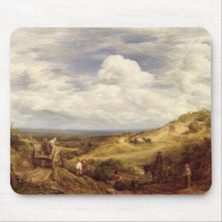 Sand Pits, Hampstead Heath, 1849 Mouse Pad
