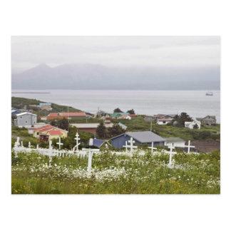 Sand Point, Alaska Postcard