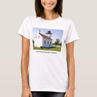 Sand Point Lighthouse T-Shirt