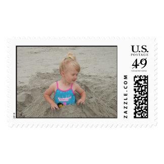 Sand Princess Stamps