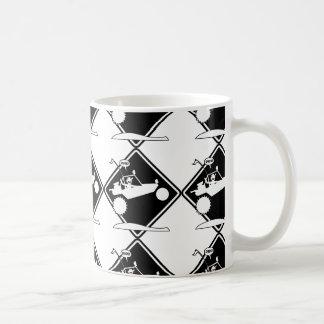 SAND RAIL AIR Caution Placard Coffee Mug
