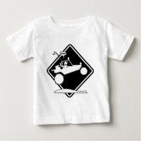 SAND RAIL AIR Caution Placard Infant T-shirt