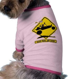 SAND RAIL AIR Road Signs Pet Clothing