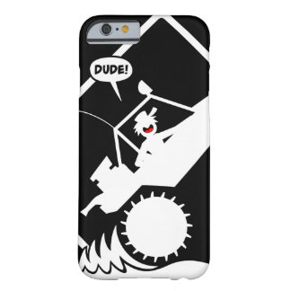 SAND RAIL WHEELIE Placard Barely There iPhone 6 Case