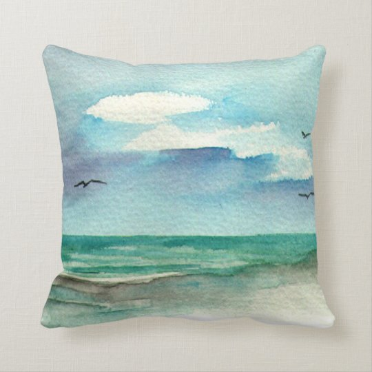Sand Reflections Pillow
