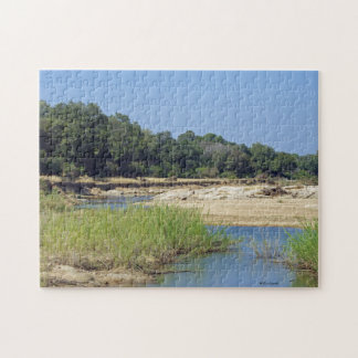 Sand River Puzzle