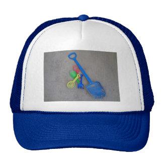 Sand Scoops Playground Beach Summer Trucker Hat