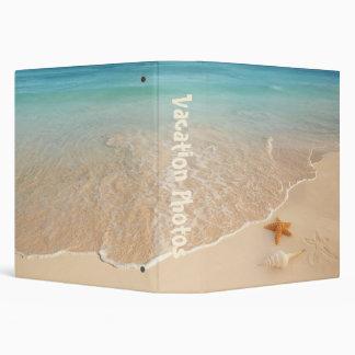 "Sand & Sea 1.5"" Binder"
